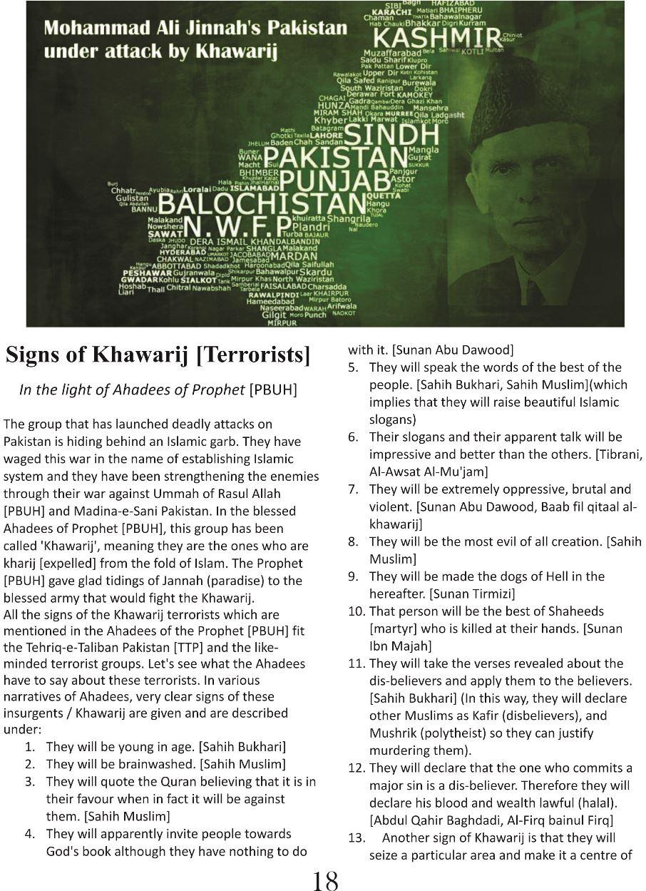 Signs of Khawarij 1