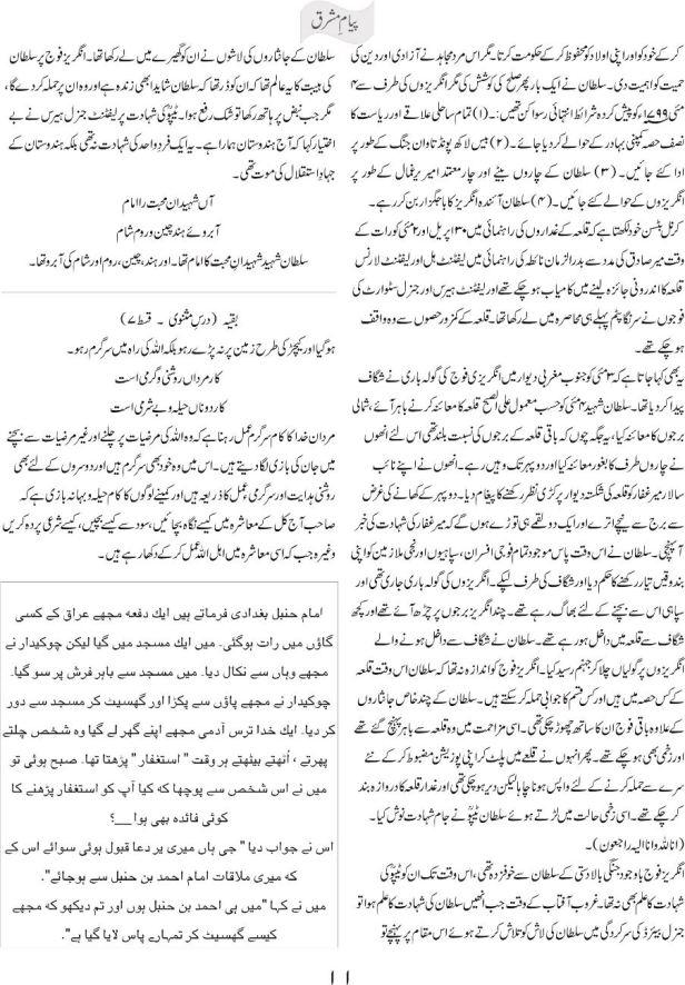 Yeh Ghazi Yeh Purisrar Banday - Tipu Sultan Part 2 d