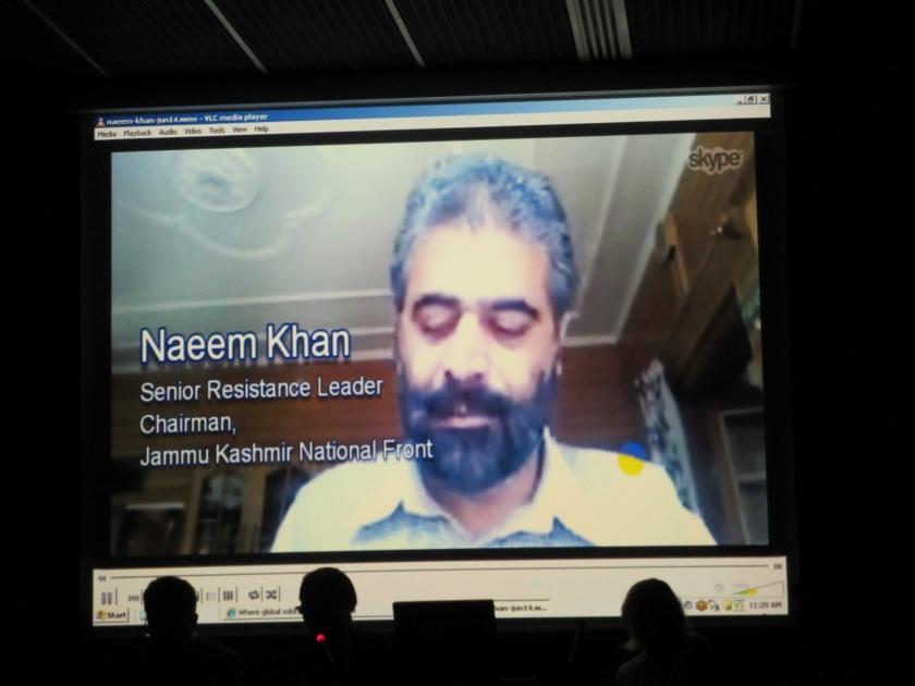 Naeem Ahmed Khan - Geneva - 12-06-14
