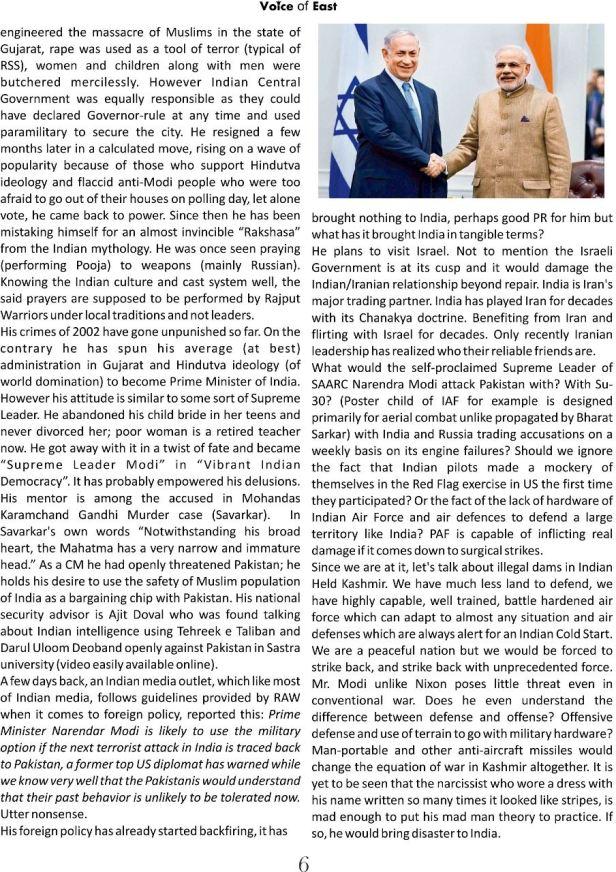 The Mad Man Theory of Narendra Modi 2