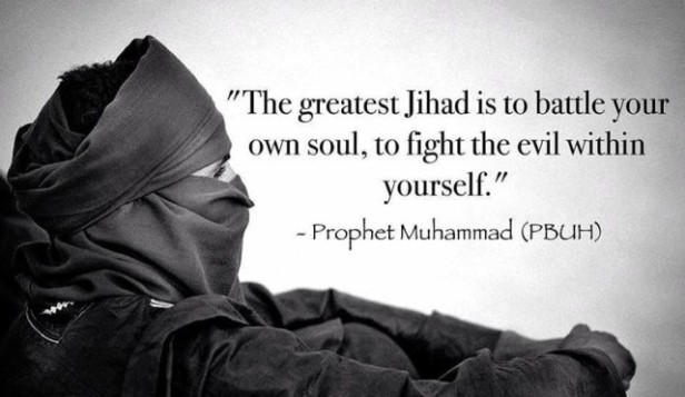 greatest jihad