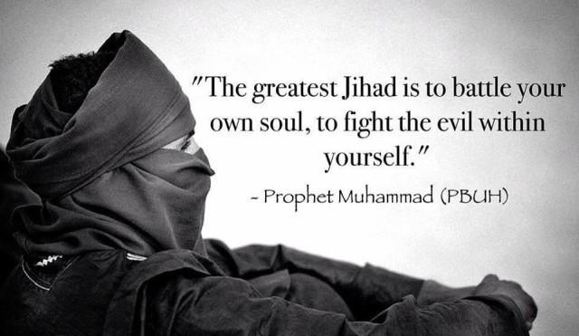 greatest jihad