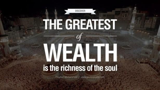 wealth soul