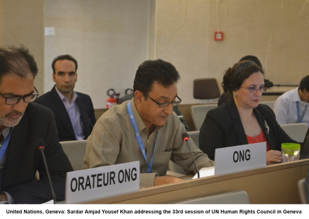 amjad-yousaf-addressing-33-session-of-unhrc