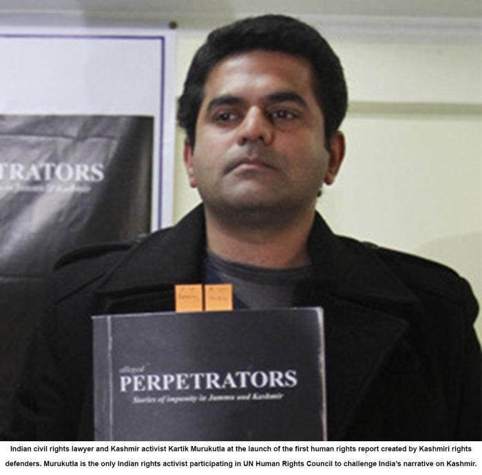 kartik-murukutla-on-of-launch-human-rights-report