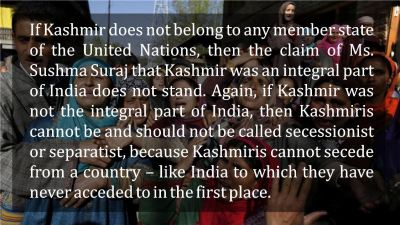 kashmir-is-an-international-issue-and-not-internal-matter-of-india